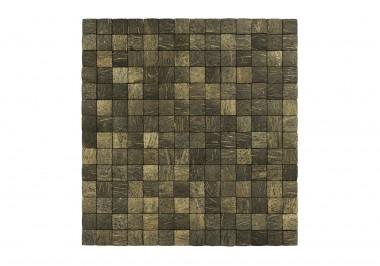 Honai coco evo grain aqua brown paneel vooraanzicht