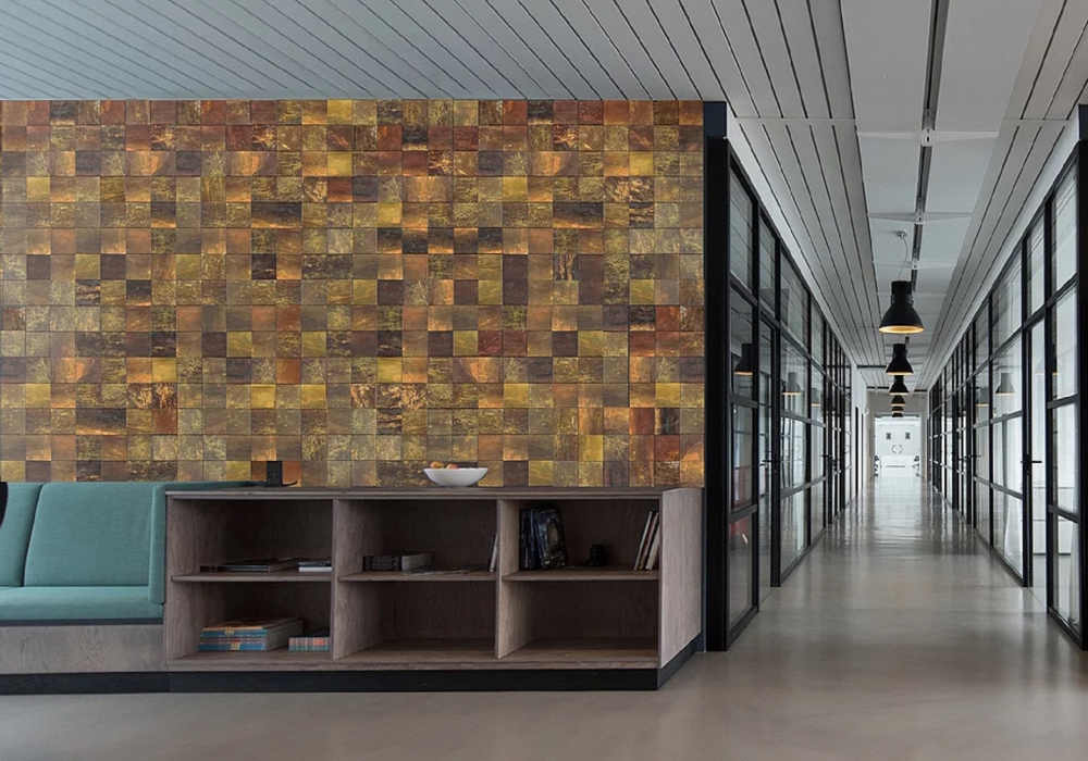 300108 Sahray Kerang wall cladding office