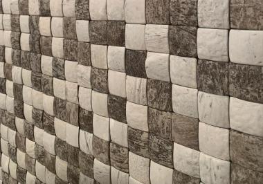 100233 Honai Mosaic coco wall sideview