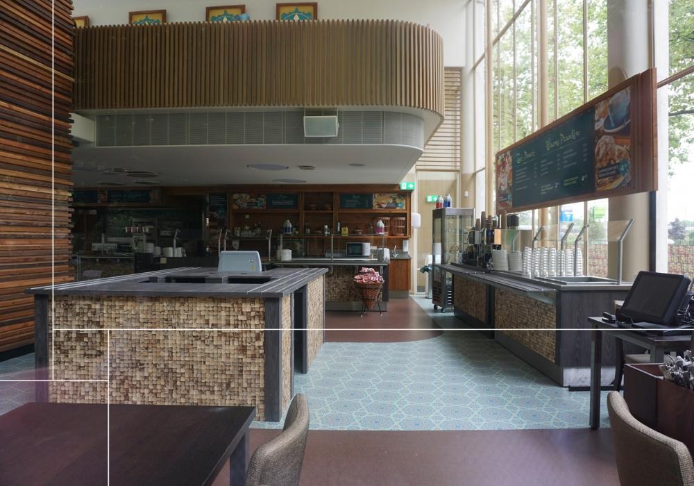 Project restaurant Blijdorp met Bagonjong coco bliss natural