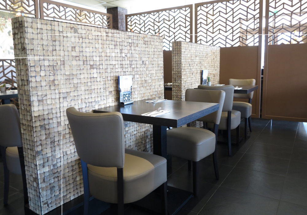 Project Restaurant New Bali met Bagonjong coco bliss natural