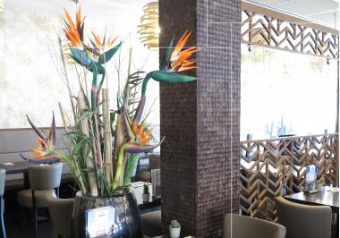 Project restaurant New Bali Tilburg met Bagonjong coco bliss espresso