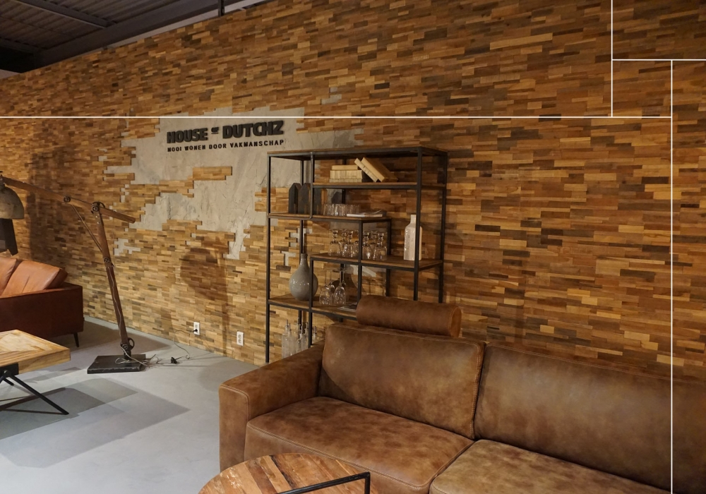 Project House of Dutchz met Joglo Envi Brick Natural