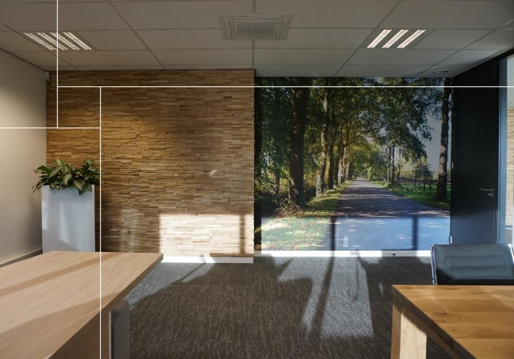 Project VDS hoofdkantoor met Chalet oak Natural