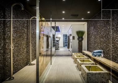 Project Welness Badhotel Domburg met Dutch dyke black