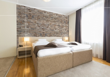 Project slaapkamer met Lupe Sina hevea banyan