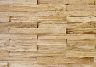 Wand met Chalet oak Natural uit Sequoia Woods collectie