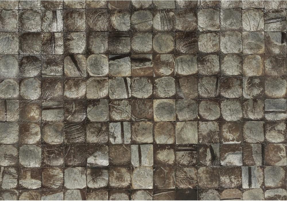 Grijze kokosnoot Bagonjong coco bliss grey uit de Causeway Stones