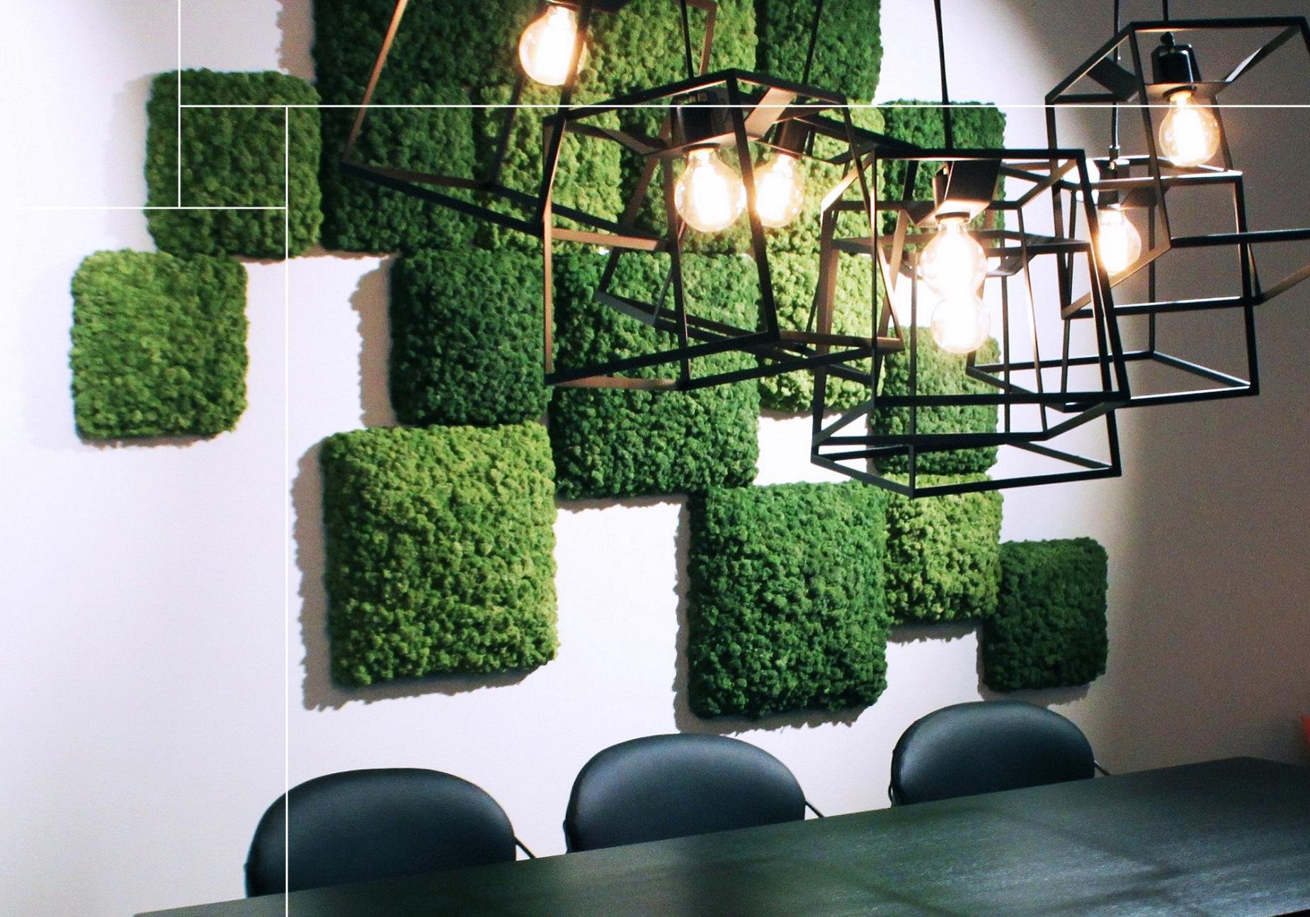 Interieur Ice Blauw : Doe hier uw idee op over mos van de tundra moss collectie nature@home